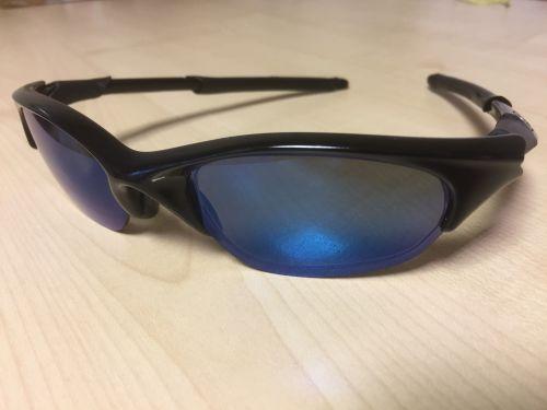 fd4d9c0c07 Oakley Bottle Cap with prescription polarized mirror coated lenses